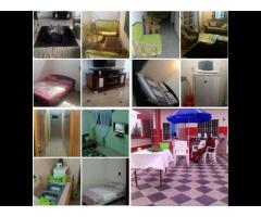 APPARTEMENTS MEUBLÉS A COTONOU Fidjrossè Deux chambres salons meublés