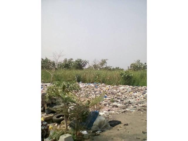 Une parcelle à vendre Gbèdégbé