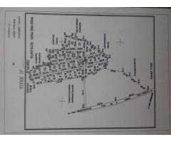 23 Parcelles disponibles à Ouedo, Abomey-Calavi, juste à 1km des logements sociaux.