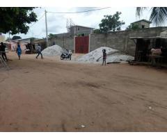 En vente une parcelle clôture à godomey togoudo non loin du pavé à côté de l'école primaire