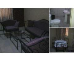 Appartement bien meublé avec cuisine bien équipé..( nouvelle construction) A Lomé
