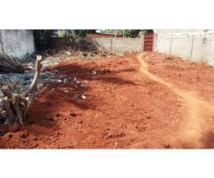 PARCELLE CLÔTURÉ DE TERRAIN EN VENTE AU TOGO ( Lomé): Tokoin