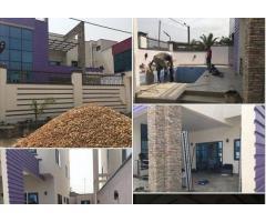 un séjour de rêve à Cotonou une villa de standing nouvellement construite