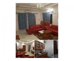Appartement meuble de 2 chambres salon sanitaire séduisante a calavi aichédji