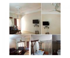 2 chambres salon staffées nickel bien équipé, climatisé pour un agréable séjour a Cotonou Fidjrossè