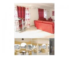 Appartement à louer a fidjrosse Deux chambres salon meublées Une terrasse avec vue sur mer