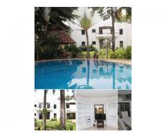 Une Belle maison à louer 2 chambres salon, un grand jardin à cotonou