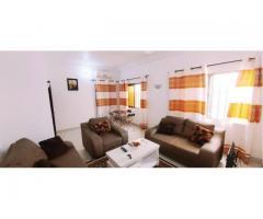 Joli Appartement meublé très propre à louer à Cotonou quartier Fidjrossè