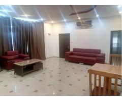 Cotonou Akpakpa, cet superbe appartement de très haut standing meublée climatisé