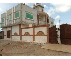 Superbe Villa duplex est mis en vente à Calavi tankpè en 2ème position des pavée