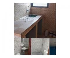 LOCATION APPARTEMENT Une chambre + salon - 1Wc douche interne
