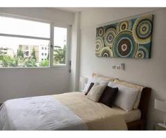 Bel Appartement Moderne Meublé de 2 pièces rénové à neuf au Plateau