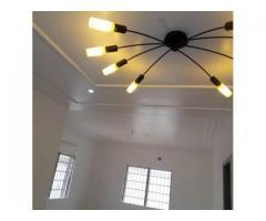 Villa duplex de 6 pièces, Usage : Bureau ou habitations disponible à Cotonou Houéyhô