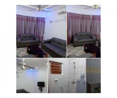 appartement meublée de (2 pièces) une chambre salon de très haut standing