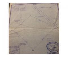 en vente en zone habitable dans la commune de Ouidah un domaine de 2580m²