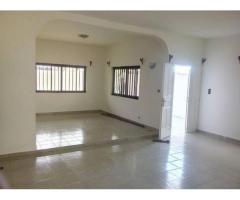 Cotonou Vèdoko carrefour la vie  villa personnelle de 4 chambres