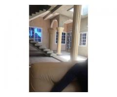 Villa personnelle Nouvelle construction comptant deux chambre salon bien propre et staffé