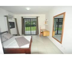 appartement entièrement meublé très haut standing avec wifi, sécurité 24h/24