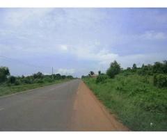 la liste des parcelles disponibles dans la zone de Pahou, Tori et Cococodji