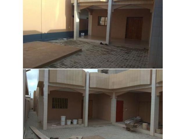 Une superbe Villa disposant de document Titre Foncier, nouvellement construite à Lomé