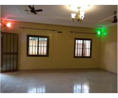 Un appartement de deux chambres salon wc douche interne avec cuisine + terrasse