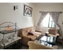 Appartements meublé climatiseurs 2chambres salon au rdc et à l'étage à Gbèdégbé