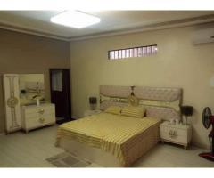 Appartement meublé composé de 2 chambres salon Toutes les pièces sont climatisées