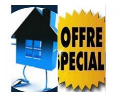 Nouvelles offres de parcelles sécurisées à vendre chez nous.