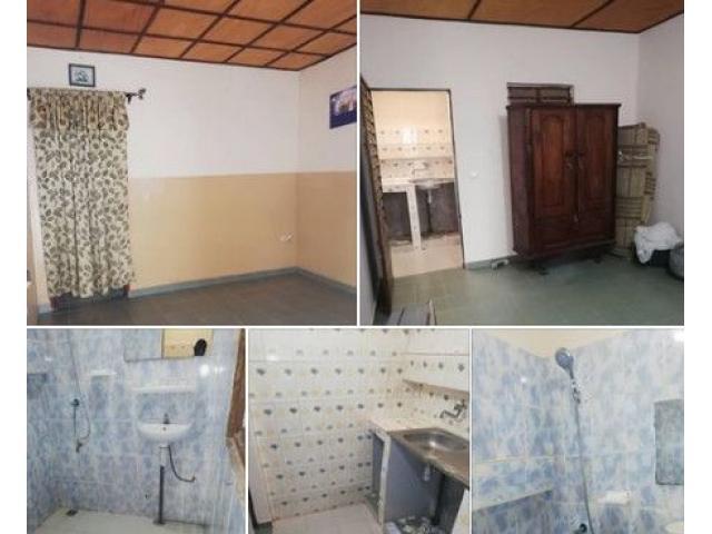 *CALAVI TOGOUDO* non loin du bar bonne amitié, *une chambre salon sanitaire