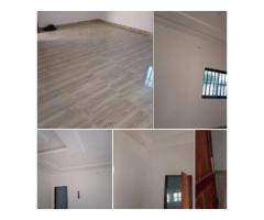 A louer, a Akpakpa Suru-léré, Une chambre un salon sanitaire à couloir, nouvelle construction