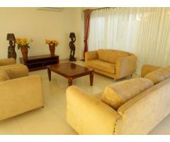 Duplex meublé