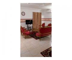 votre disposition un grand (Spacieux) et merveilleux appartement meublé de 2 pièces