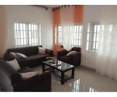 appartements meublés Composé d'une chambre salon, cet appartement est situé à akpakpa