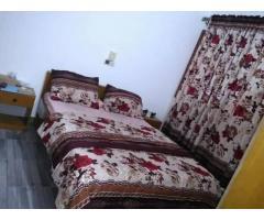 Appartement de 3 chambres salon situé à Akpakpa sodjèatimé rue avant boa quittant béninoise.