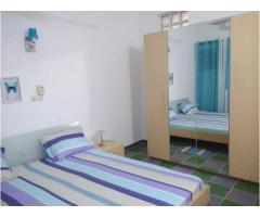 Maison personnelle composée de 2 chambres salon sise à fidjrosse à 2min de la plage