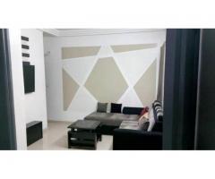 COCODY Riviera2, nous vous proposons un grand et magnifique appartement meublé