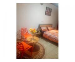 résidence Meublée Situé à ANGRÉ, nous vous proposons un grand et magnifique appartement