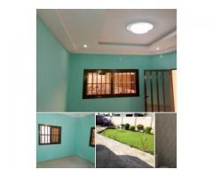 Appartement de Chambre Salon wcd cuisine interne terrasse , entrée garage