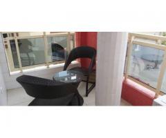 1er étage à Fidjrossè dans un bel immeuble, un appartement