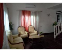 Appartement 02 chambres salon meublé climatisé a louer a Cotonou Fidjrossè