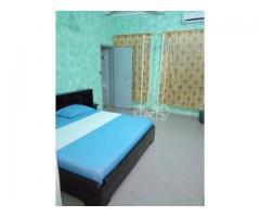 Appartement de 02 chambres salon meublé climatisé à louer à Cotonou