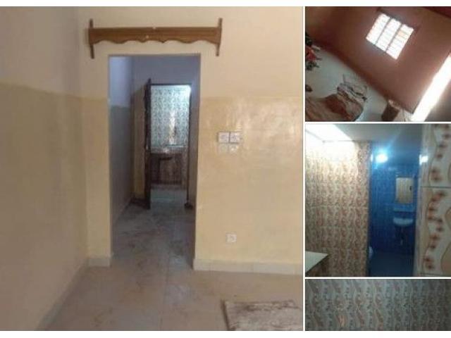 Chambre salon sanitaire compteur Personnel a carte a couloir nouvelle construction