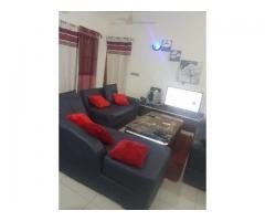 Appartement 03 chambres salon meublé climatisé très chic disponible a Cotonou Fidjrossè calvaire