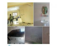 Maison personnelle de 3 chambres salon 3 douches à louer à Calavi togba