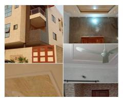 Appartement de 02 chambres salon sanitaire staphés nouvelle construction jamais habitez