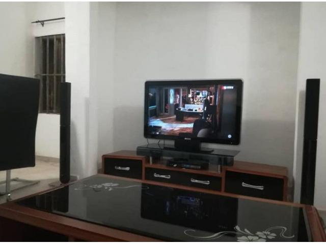 Appartement à louer Meublée a calavi Deux chambres salon