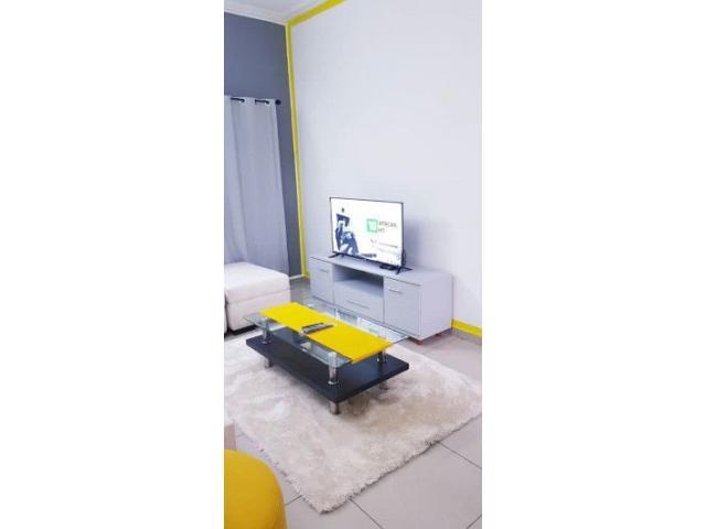 un Appartement de 3 pièces de haut standing sis à Angré 8 ème Tranche près de la CNPS