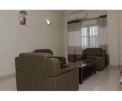 Appartements GBAFFO HOUEGBO et LOGBO, composé d'un salon et de 02 chambres
