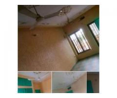un appartement de deux chambres salon a Fidjrossè calvaire