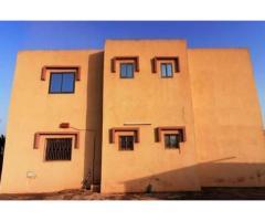 L'immeuble  r+1 a vendre a Abomey